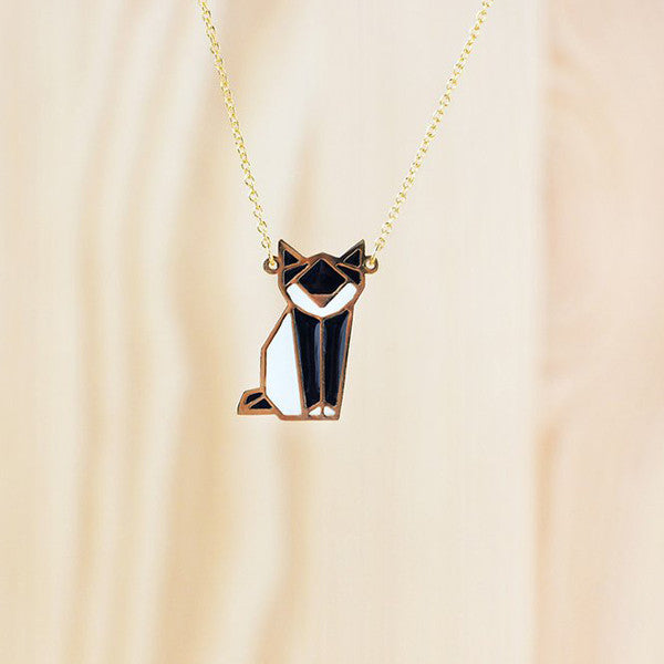 Hug A Porcupine Necklace – Cat