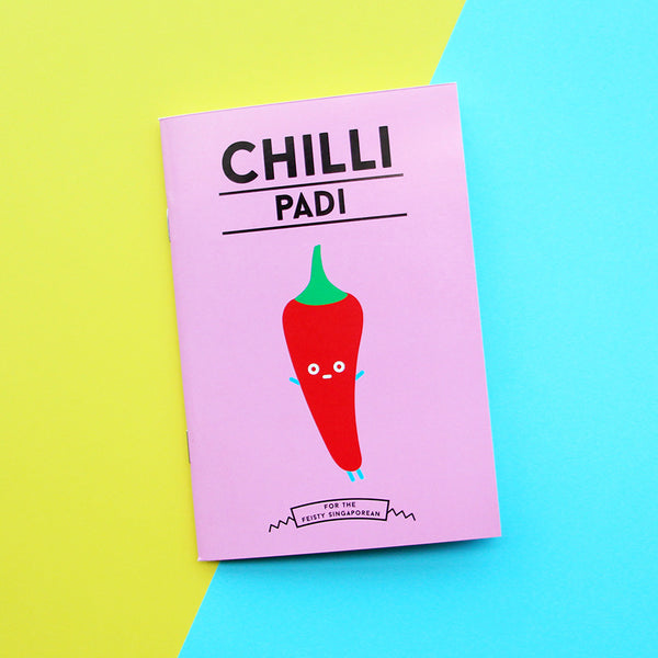 Strangely Singaporean Notebook – Chilli Padi