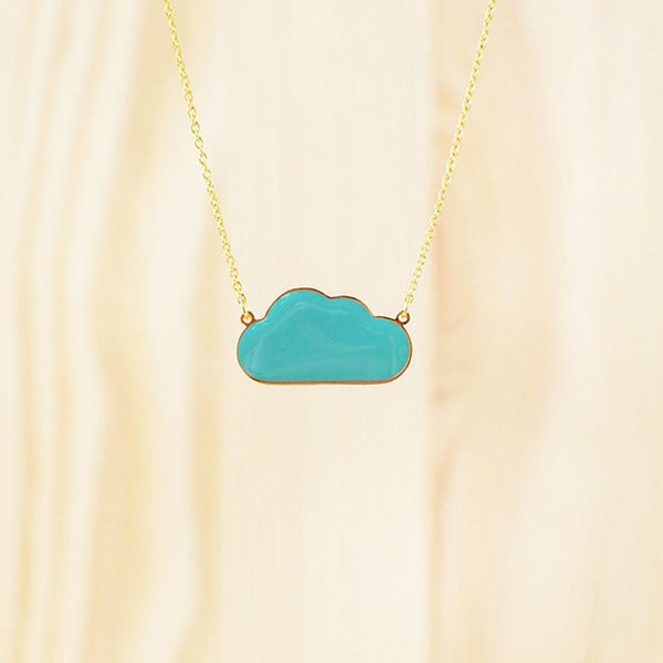 Hug A Porcupine Necklace – Cloud