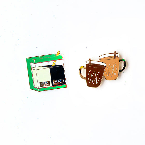 Treasures of SG Magnet – Drink Container & Kopi, Teh