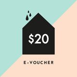 Dröm E-voucher – $20 or $50