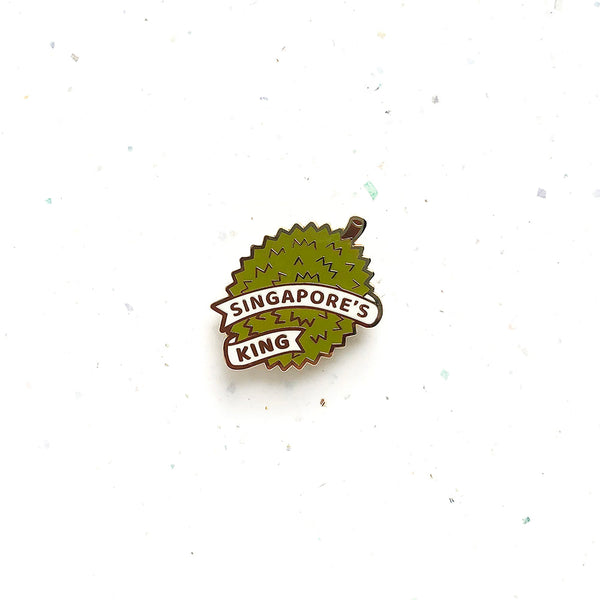 Everyday SG Pin – Durian