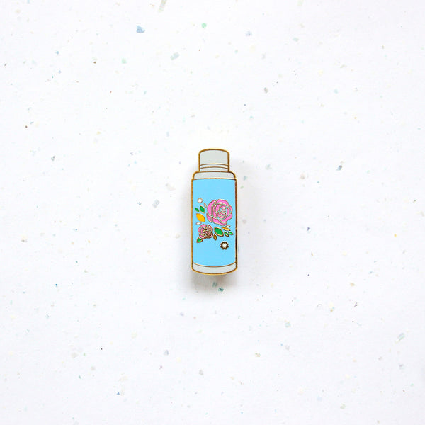 Everyday SG Pin – Peranakan Flask