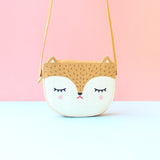 Polkaros Sling Bag - Fox
