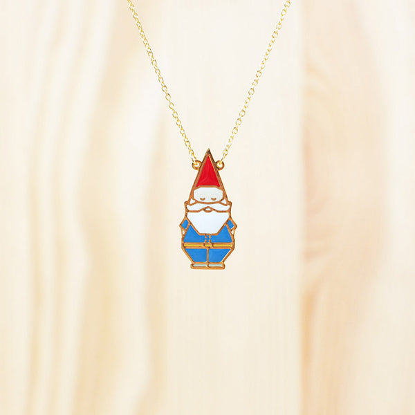 Hug A Porcupine Necklace – Gnome