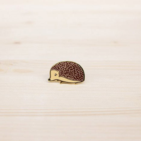 Hug A Porcupine Pin – Hedgehog