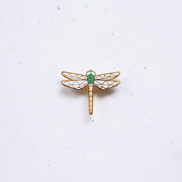 Hug A Porcupine Pin – Dragonfly