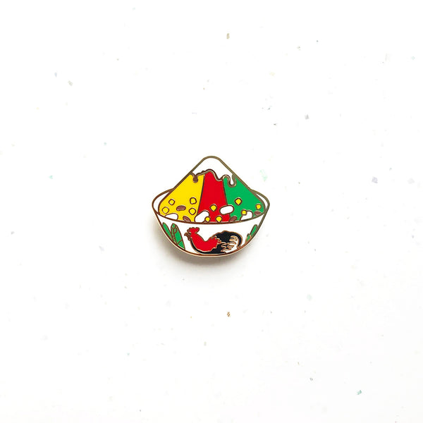 Everyday SG Pin – Ice Kachang