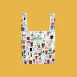 Shopper Bag - Kopi & Teh