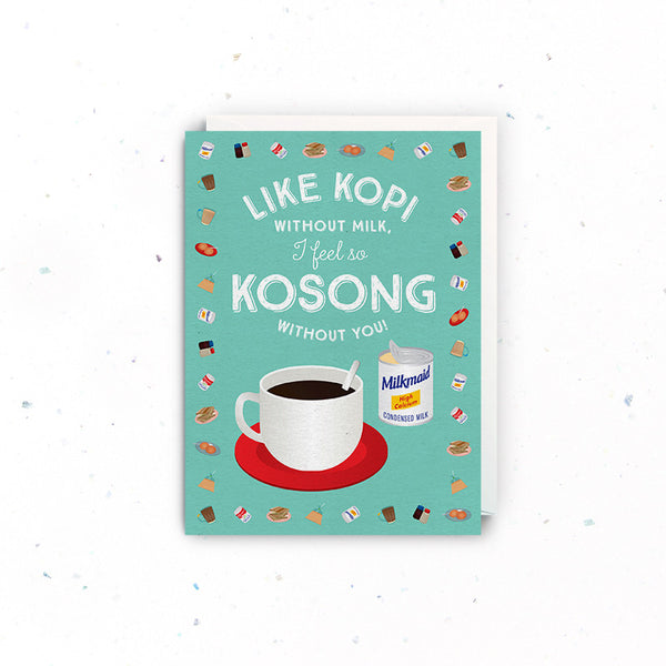 Love or Friendship – Kopi Kosong