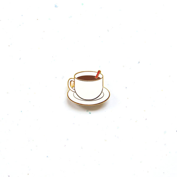 Everyday SG Pin – Kopitiam Coffee Cup