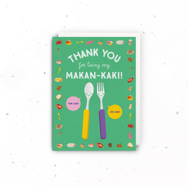 Friendship – Makan Kaki
