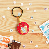 Kopitiam Keychain – Police Is Here
