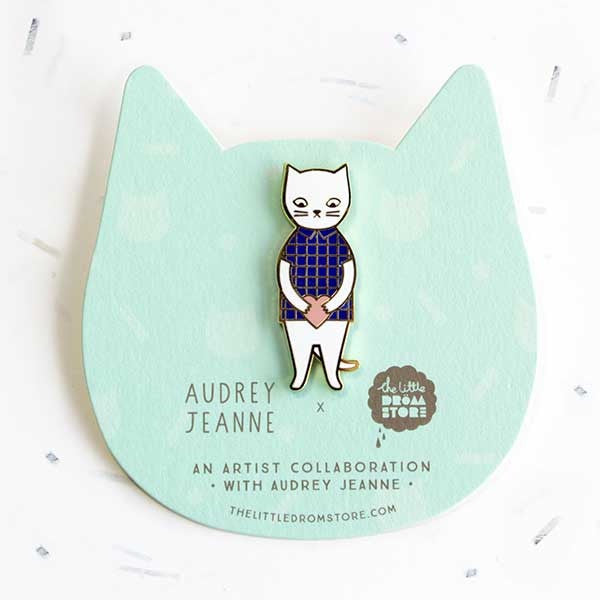 Audrey Jeanne Pin – Mr Cat