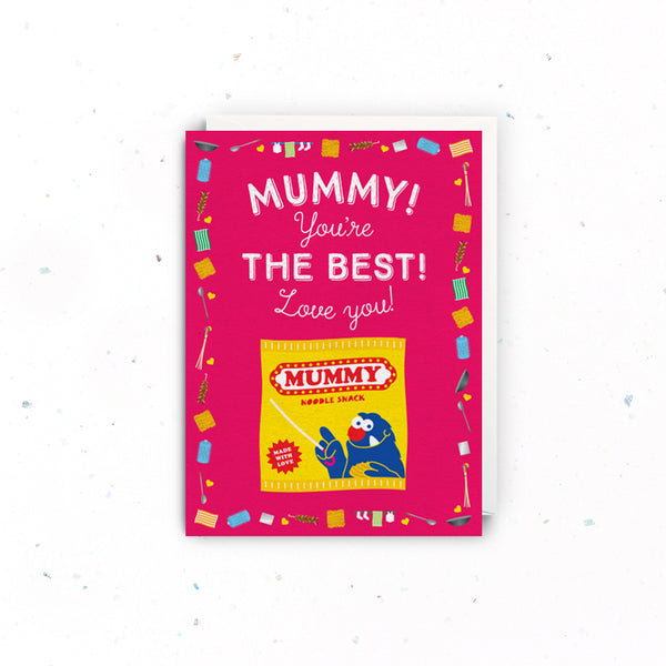 For Mum/Dad – Mummy