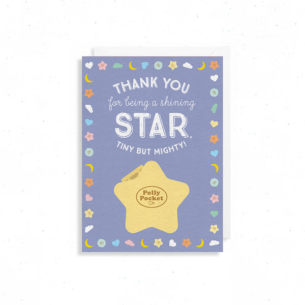Thank you – Polly Pocket Star