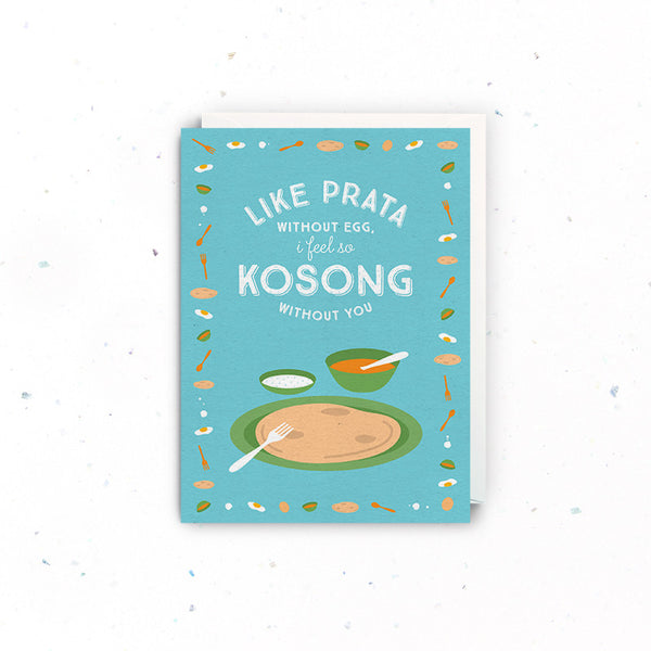 Love or Friendship – Prata Kosong