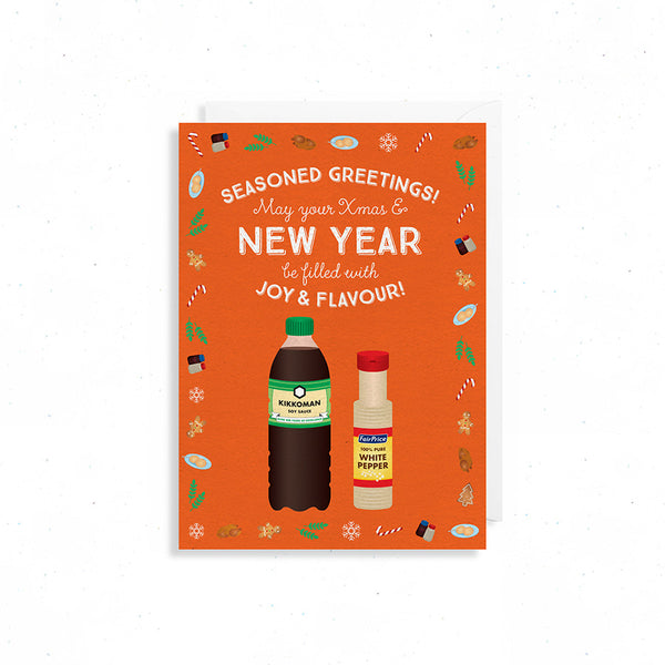 Christmas & New Year – Soy Sauce & Pepper