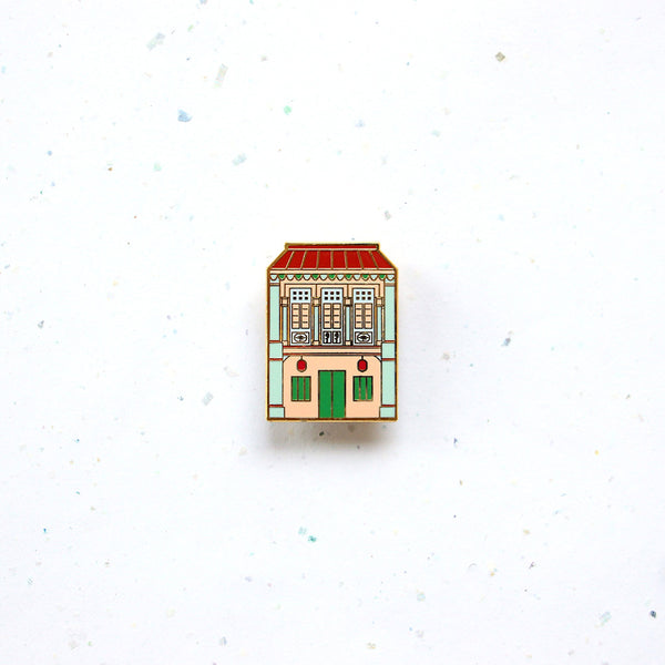 Everyday SG Pin – Peranakan Shophouse