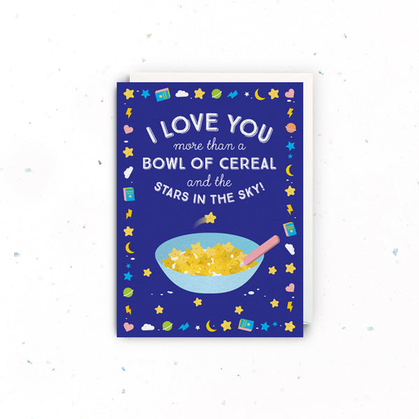 Love – Cereal & Stars