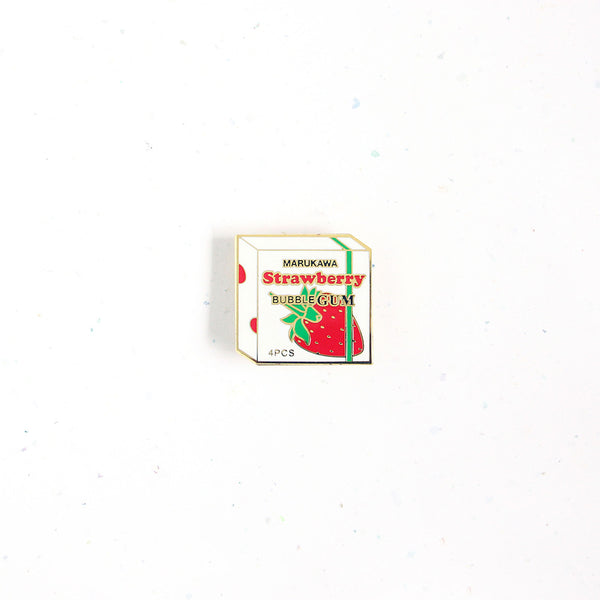 Everyday SG Pin – Strawberry Bubble Gum