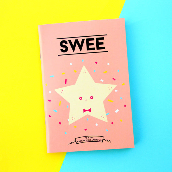 Strangely Singaporean Notebook – Swee