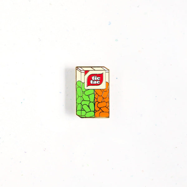 Everyday SG Pin – Tic Tac