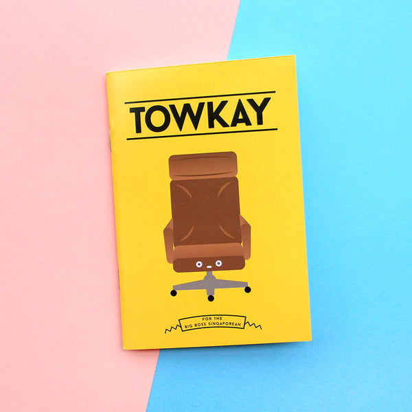 Strangely Singaporean Notebook – Towkay