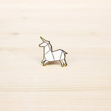 Hug A Porcupine Pin – Unicorn