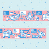 Playground Washi Tape