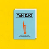 Strangely Singaporean Greeting Card  – Bao Sua Bao Hai