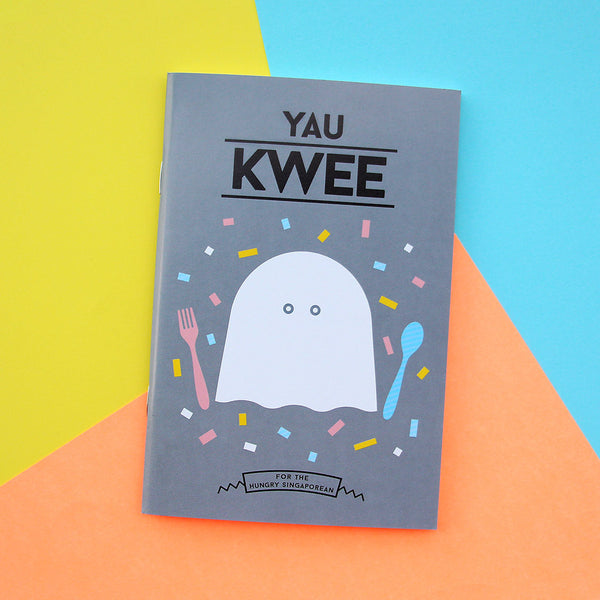 Strangely Singaporean Notebook – Yau Kwee