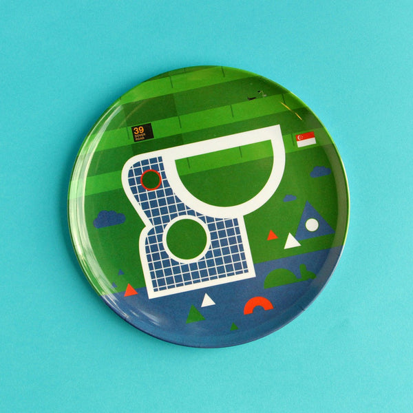 Playground Plate – Pelican