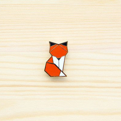 Hug A Porcupine Pin – Woodland Fox