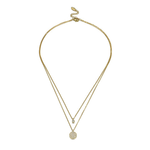 Necklaces-All Round U Necklace