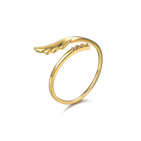Angel's Track Ring