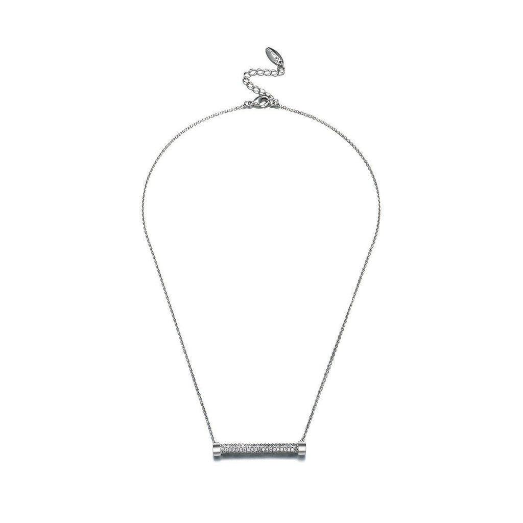 Necklaces-Austere Minimalism Necklace