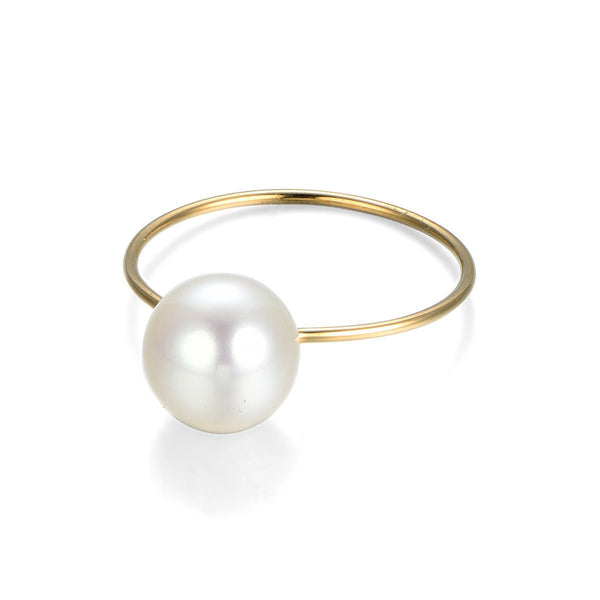 Mother Of Pearls Ring