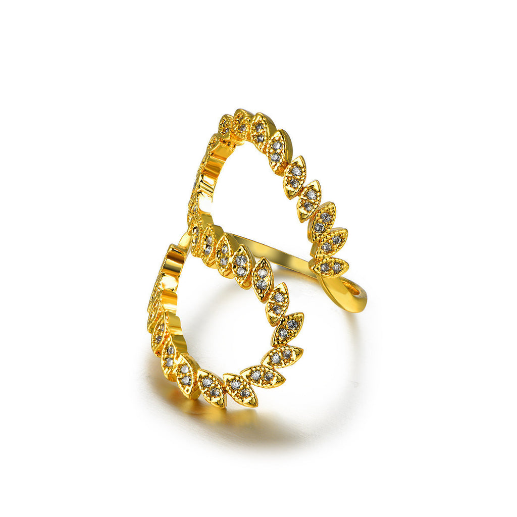 Rings-Scintillating Statement Ring