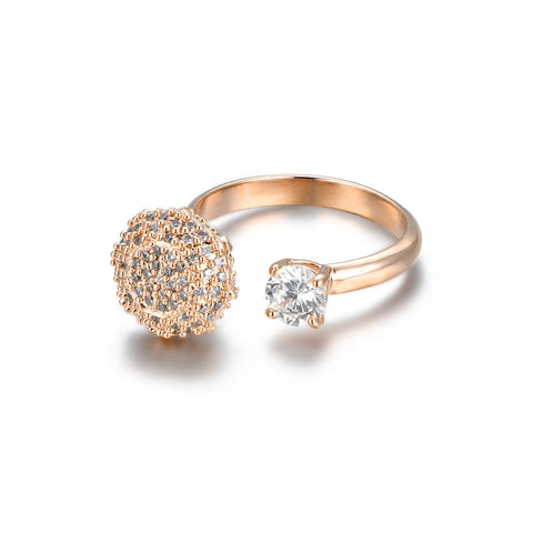 Simply Crystal Ring