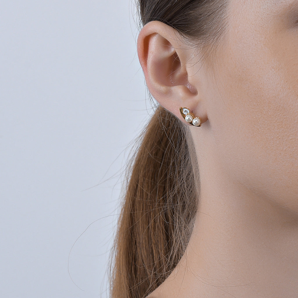 Earrings-Take Me to Elysium Stud Earrings