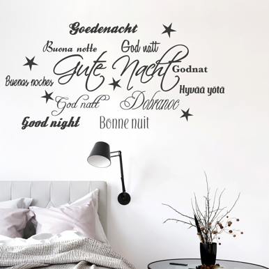 Gute Nacht Goedenacht Buona Notte Bonne Nuit Good Night Blog