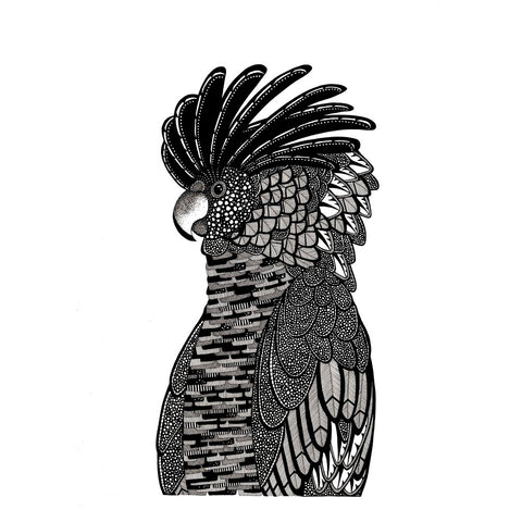 Ruffled Feathers - Limited Edition Archival Print
