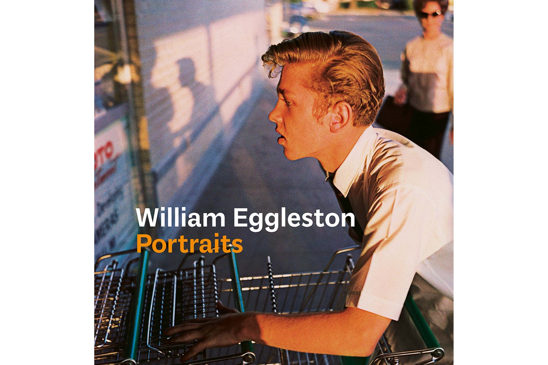 William Eggleston - Portraits