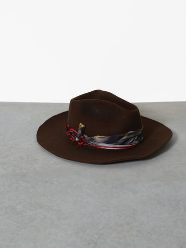 HG Hat - Classic Brown