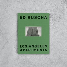 Ed Ruscha - Los Angeles Apartments