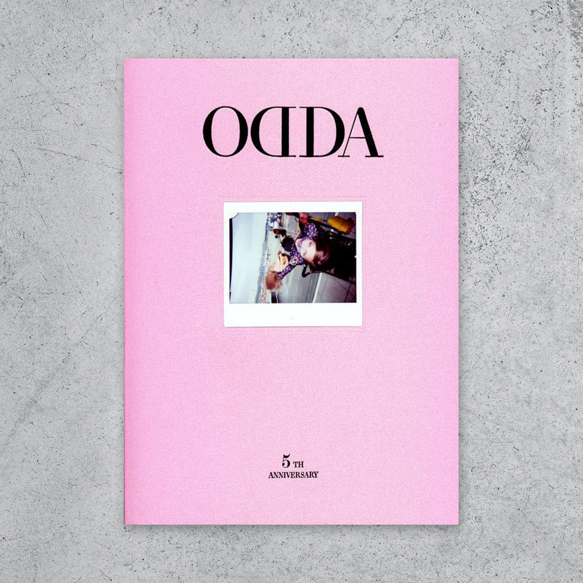 Odda Magazine - 5th Anniversary