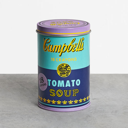 Campbell's Soup Can Crayons