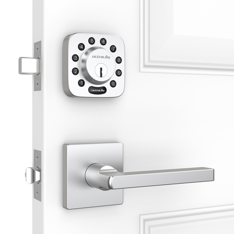 Ultraloq U‐Bolt Smart Deadbolt: 5 in 1 Smart Lock