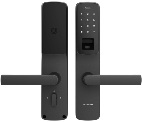 Ultraloq UL300 Multi-Point Smart Lock: The Ultimate 6 in 1 Smart Lock inc WiFi Bridge